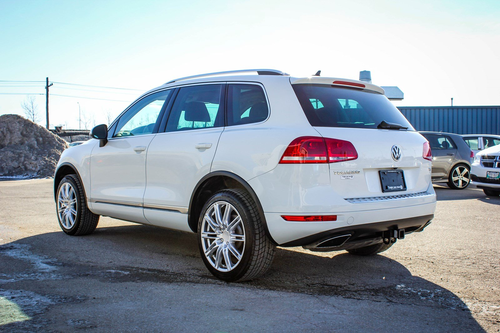 2014 volkswagen touareg tdi w 20 inch rims navigation leather sunroof awd sport utility auto. Black Bedroom Furniture Sets. Home Design Ideas